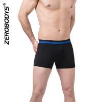 ZEROBODYS Comfortable Mens Body Shaper Quick Dry Trunks