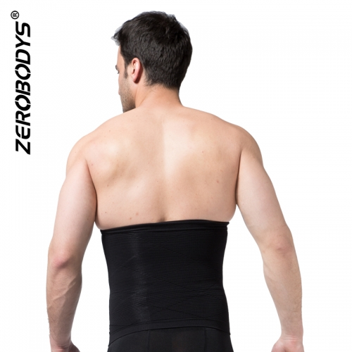 ZEROBODYS Incredible Mens Body Shaper Ge Ti Ag Muscle Belt