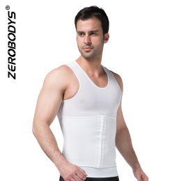 ZEROBODYS Powerful 300g High Powernet 3 Row Hook Eye Closure Vest