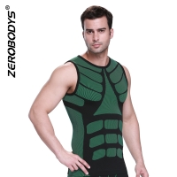 ZEROBODYS Outdoor Quick Dry Bicolor Training Vest